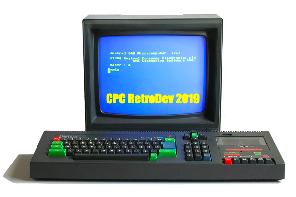 CPC RETRODEV 2019